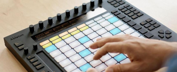 Using izotope Stutter Edit With Ableton Push