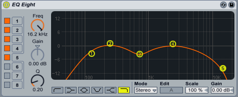 subtractive EQ method