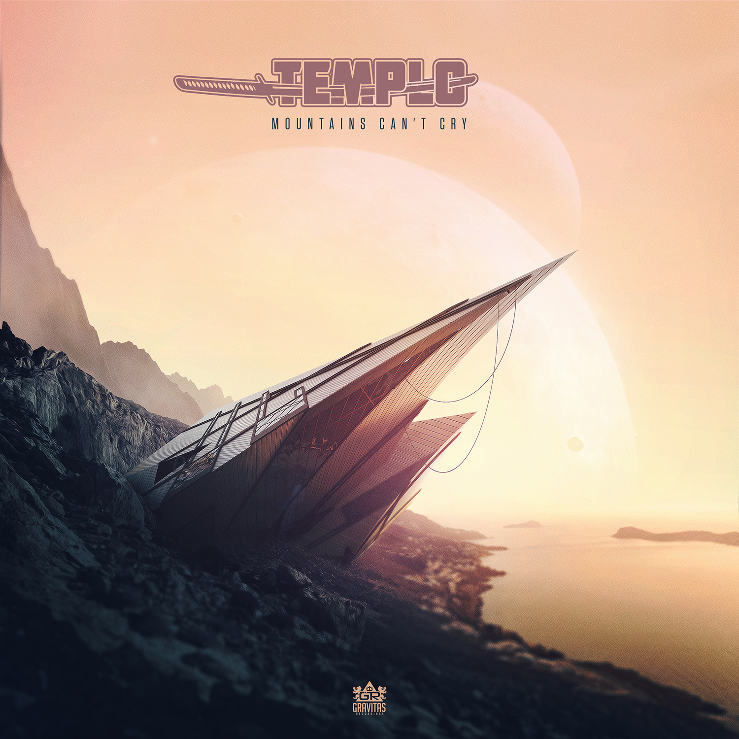 Templo - Mountains Can't Cry