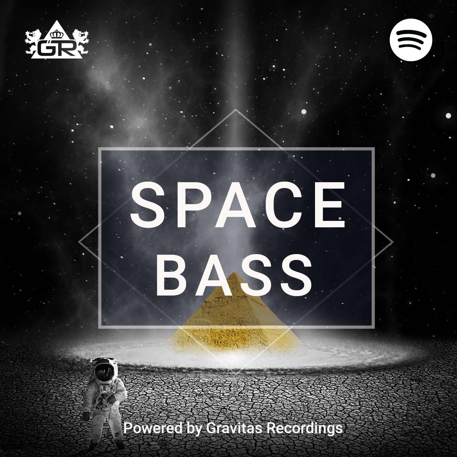 Space Bass Playlist